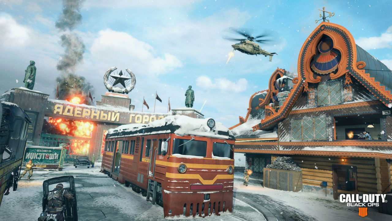 [噂] 2020年新作『Call of Duty: Black Ops Cold War』では往年の名マップが復活? Nuketown・Jungle・ Summit・Firing Rangeなど