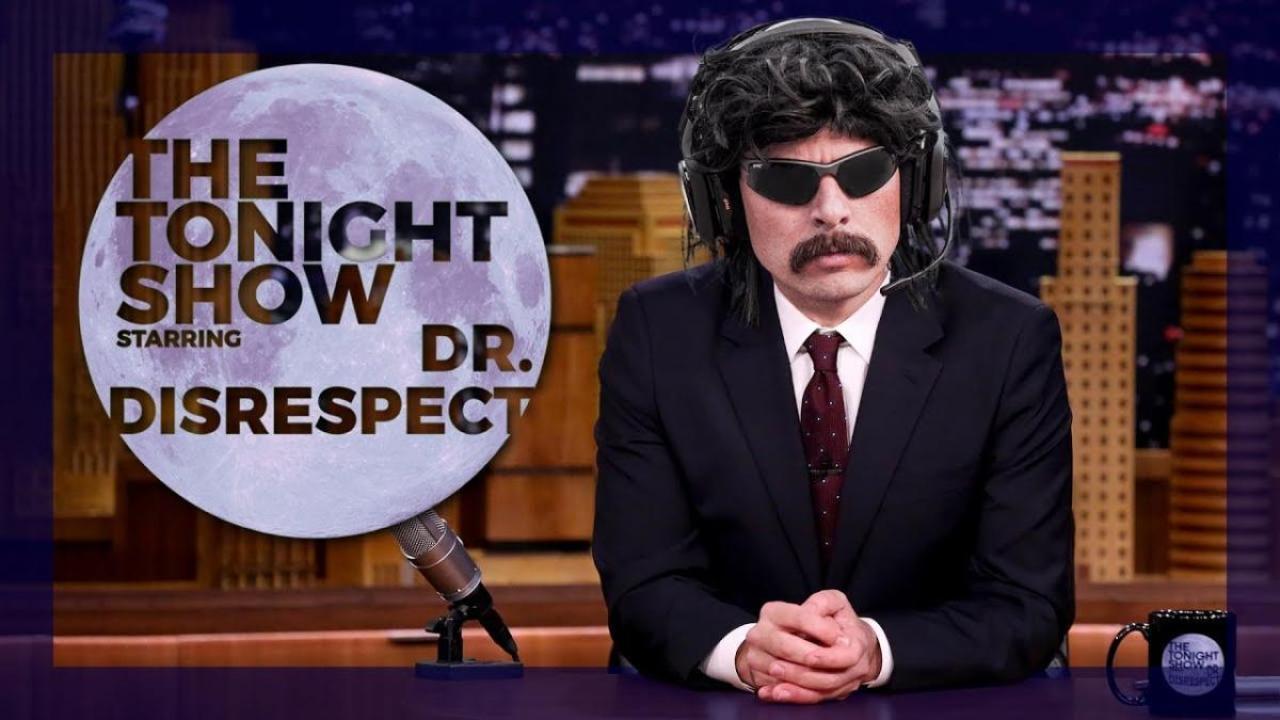 ニュース:顔役FPS配信者のDr DisrespectがTwitchより永久BAN、理由は「ヤバすぎて話せない」