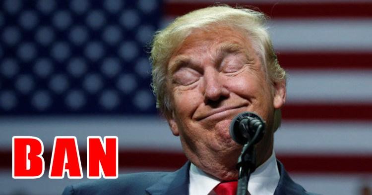 トランプ大統領のTwitch公式アカウントがBAN