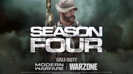 CoD:MW&ウォーゾーン:シーズン4パッチノート