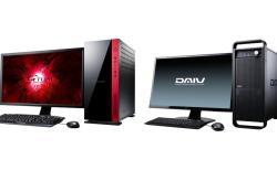 G-TuneとDAIVからAMD最新最上位CPU搭載デスクトップパソコン「G-Tune HP-A」「DAIV A9」発売