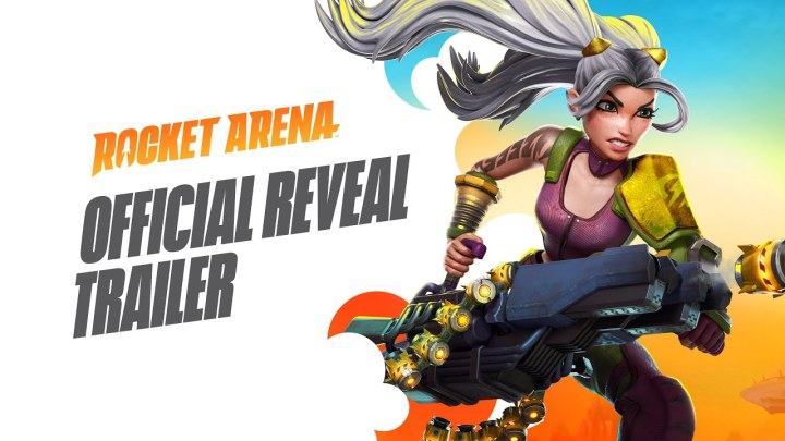 Rocket Arena(ロケットアリーナ):相手を場外に叩き出せ!ロケットオンリーの3v3スマッシュマルチ対戦がリリース アイキャッチ