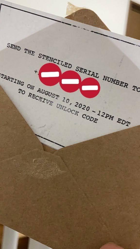 『CoD:BOCW(仮)』関連? 謎の巨大クレート(リアル)がEAAに届く、開封は8月11日