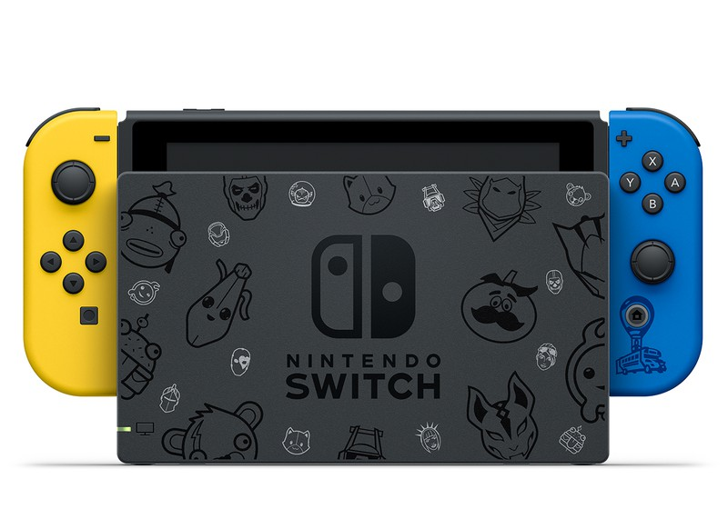 Nintendo Switch:フォートナイトSpecialセット