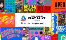 「PLAY ALIVE 2020 : Apex Legends」ファイナルステージが、10月31日17時より開催、ツワモノと人気インフルエンサーによるバトルロワイヤルエンタテインメント