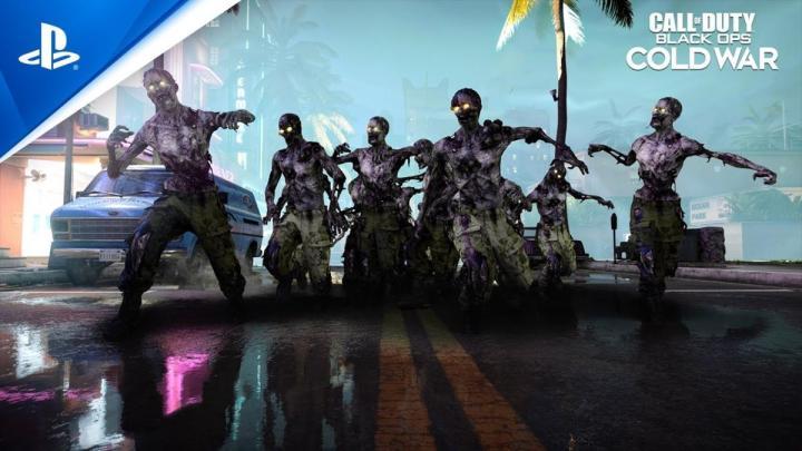 CoD:BOCW: 新ゾンビモード「Onslaught」はPS4 / PS5版の時限独占、他のプラットフォームでは2021年11月1日までプレイ不可