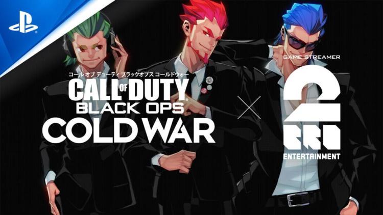 """CoD:BOCW: エンターテインメントチーム""""2BRO.""""出演の特別トレーラー「俺たちの戦場はここにある。」が公開、発売後には実況プレイ番組も予定"""