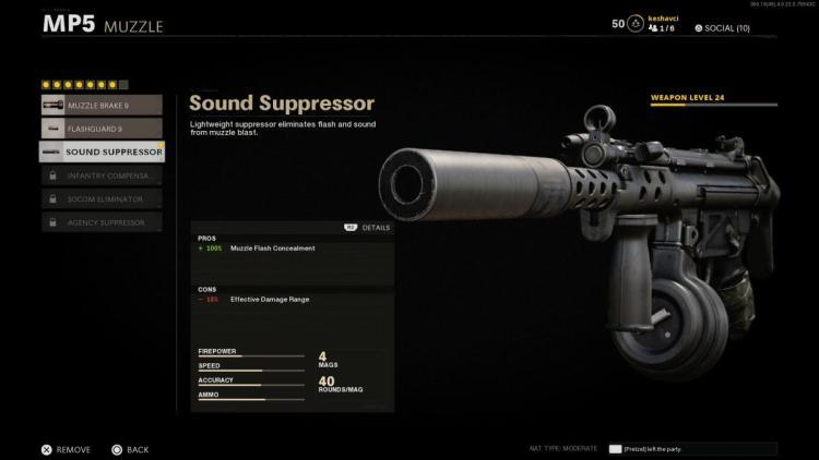 CoD:BOCW:アップデートで強武器MP5が弱体化、有効射程33%減少