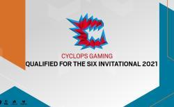 レインボーシックス シージ:CYCLOPS athlete gaming