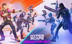 ハイパースケープ:「タケシのチームデスマッチパーティ」開催中/PC版とCS版でのクロスプレイに完全対応