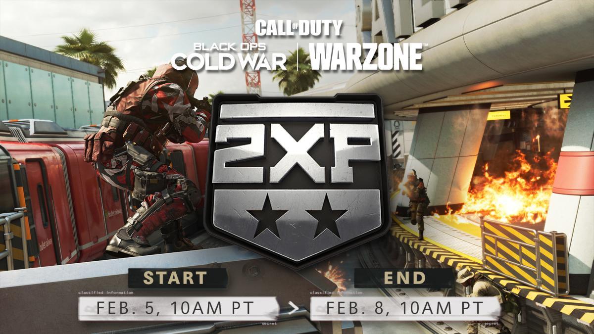 CoD:BOCW:リーグプレイは2月9日開幕、ダブルXPが2月6日から開催へ