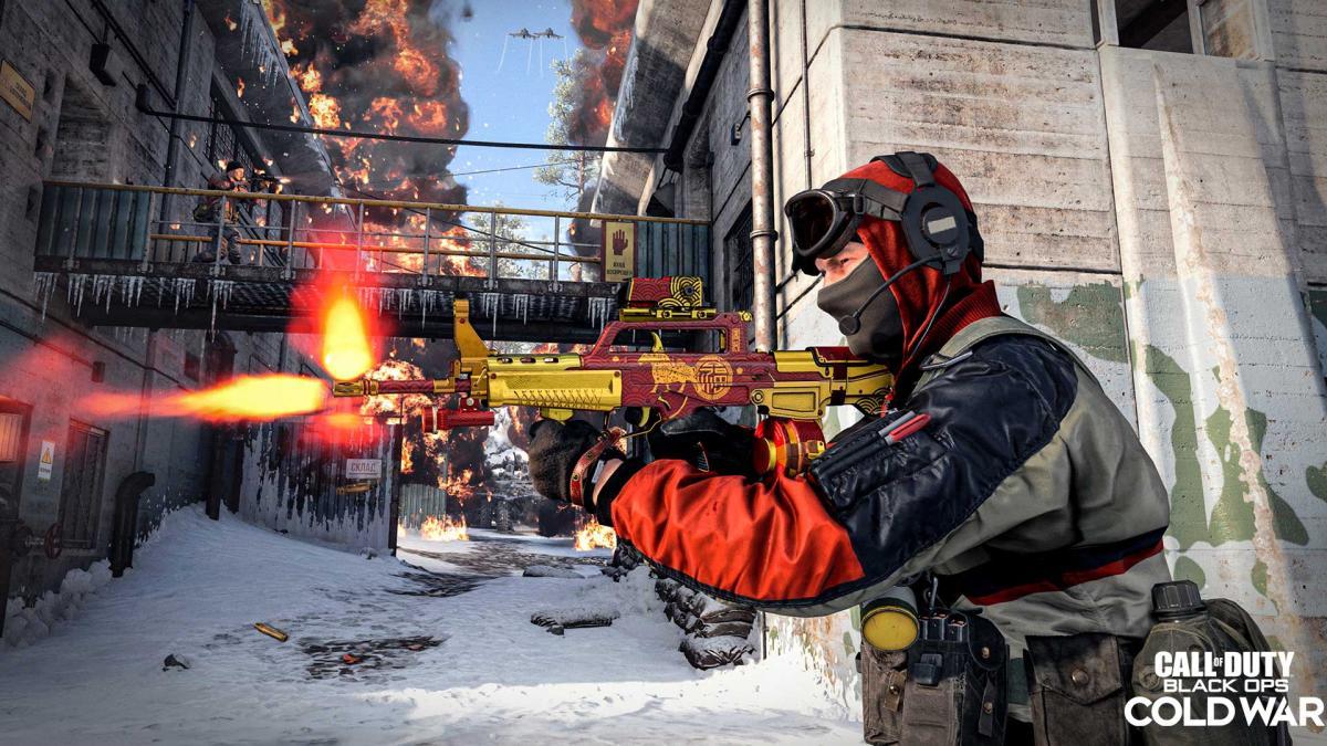 CoD:BOCW:バレンタインイベント「キスコンファームド」登場、週末は武器XP2倍イベントも