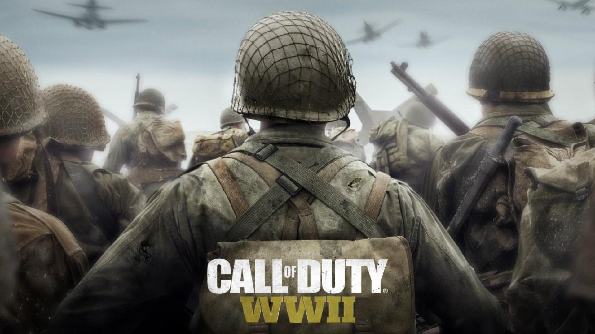 """[噂] CoD新作は""""Call of Duty WWII: Vanguard""""で開発はSledgehammer Games、舞台はパラレルワールド?"""