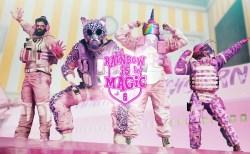 レインボーシックス シージ:期間限定イベント「Rainbow is Magic」再び開催中、4月6日まで