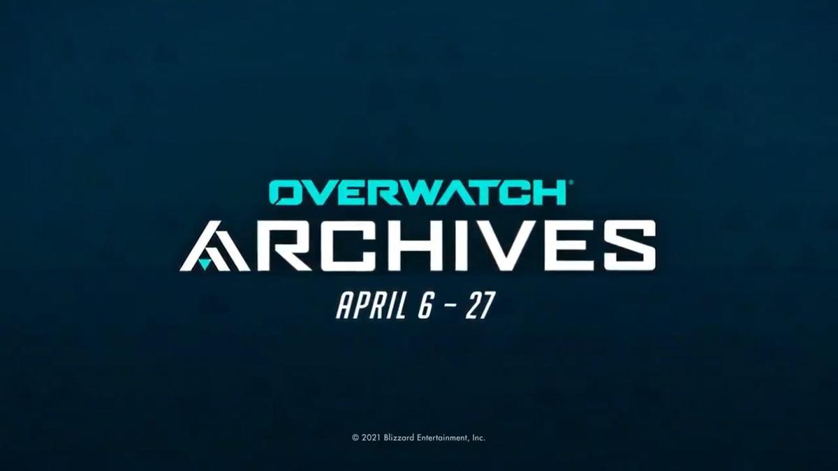 オーバーウォッチ:今年も3種の期間限定PvEイベント「アーカイブ」開催、4月7日から