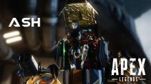 """[噂] エーペックスレジェンズ:アッシュのアルティメット""""フェイズブリーチ""""映像発見か、 レイスに次ぐ第2のポータル使い?"""