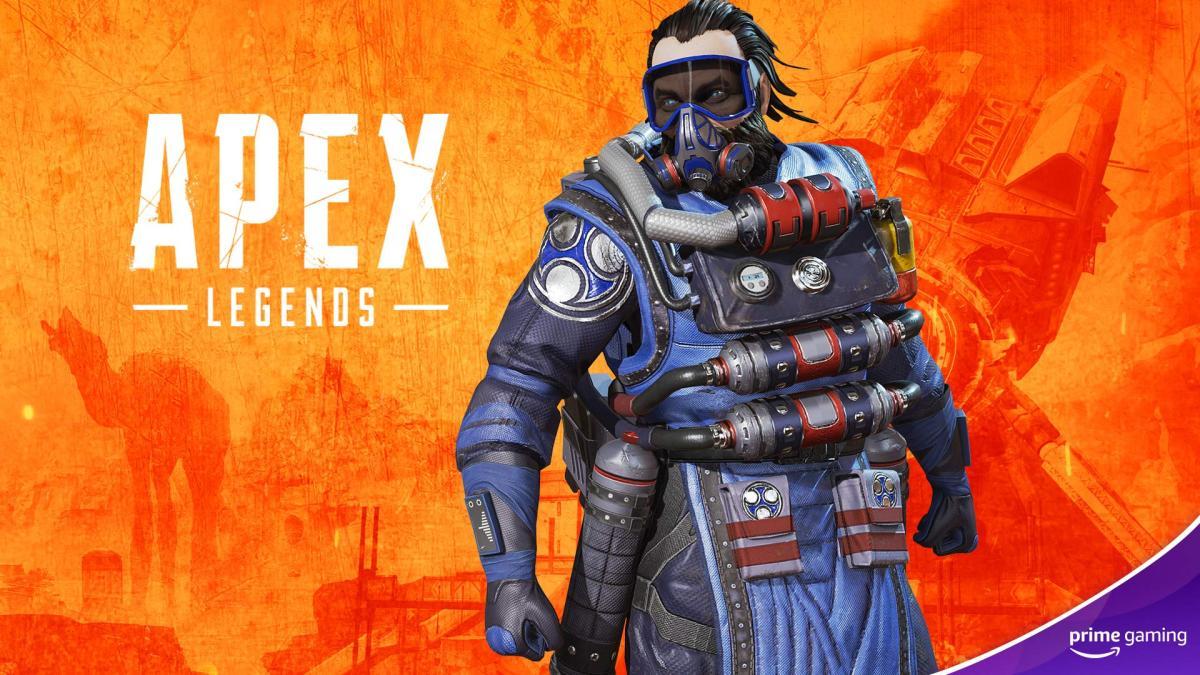 エーペックスレジェンズ:コースティックの限定スキン「冷血」、プライム会員向けに配信