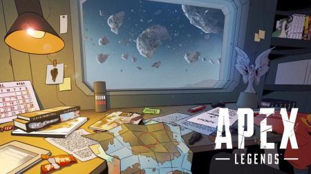 エーペックスレジェンズ:シーズン9のティザー公開、新レジェンドの正体や新マップを暗示?