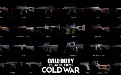 CoD:BOCW:大規模な武器アップデートを来週実施、すべてのアサルトライフル / スナイパー / LMG / ピストル調整(約20種)
