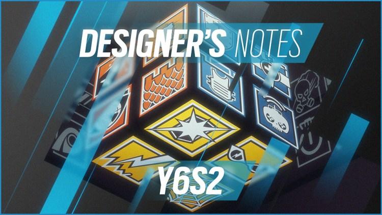 レインボーシックス シージ:Y6S2の全アップデート内容判明、Ash弱体化含むオペレーター3人と武器4種に調整