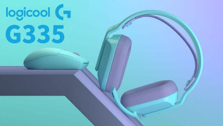 ロジクール:有線シリーズ最軽量で1万円以下の新ヘッドセット「G335」の予約受付開始!7月29日発売