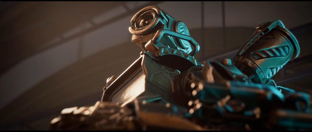 The Truth - Pathfinder Origin - Apex Legends Short Film 5-56 screenshot