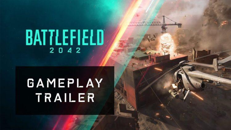 BF2042:新作BF『バトルフィールド2042』ゲームプレイトレーラー公開!要注目シーンのタイムスタンプまとめ
