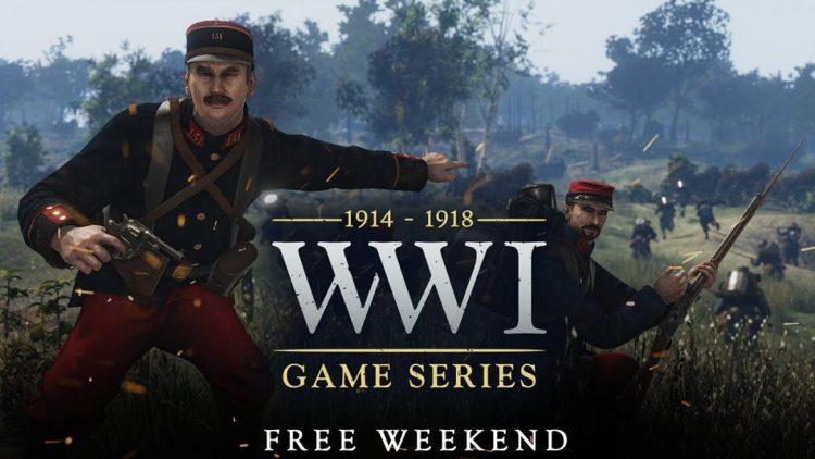 PS5&X S版発売記念!リアル第一次世界大戦ゲーム『タンネンベルク』と『ヴェルダン』フリーウィークエンド&60%オフセール開催、6月17日から20日まで