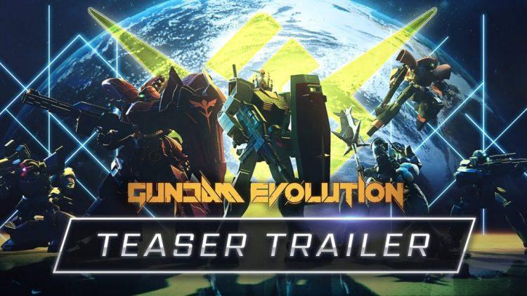 基本プレイ無料の本格ガンダムFPS『GUNDAM EVOLUTION』発表! オーバーウォッチ式の6vs6で8月にクローズドベータテスト実施