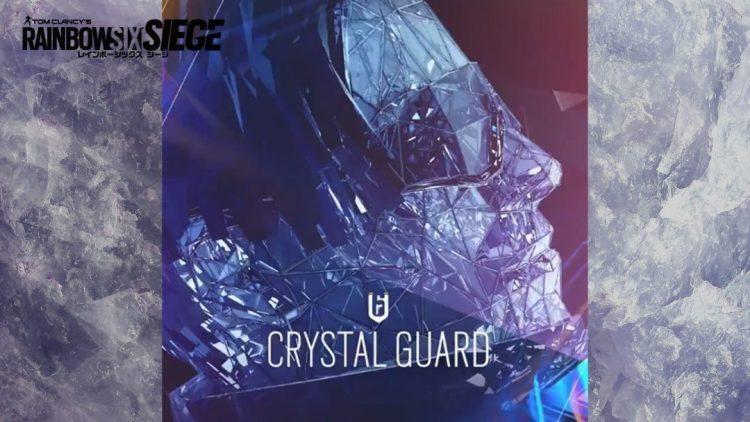 レインボーシックス シージ:新シーズン「CRYSTAL GUARD」発表、新オペはハイテク情報ガジェット使い?