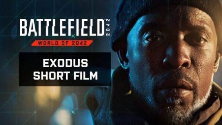 Battlefield 2042 | 「エクソダス」ショートフィルム