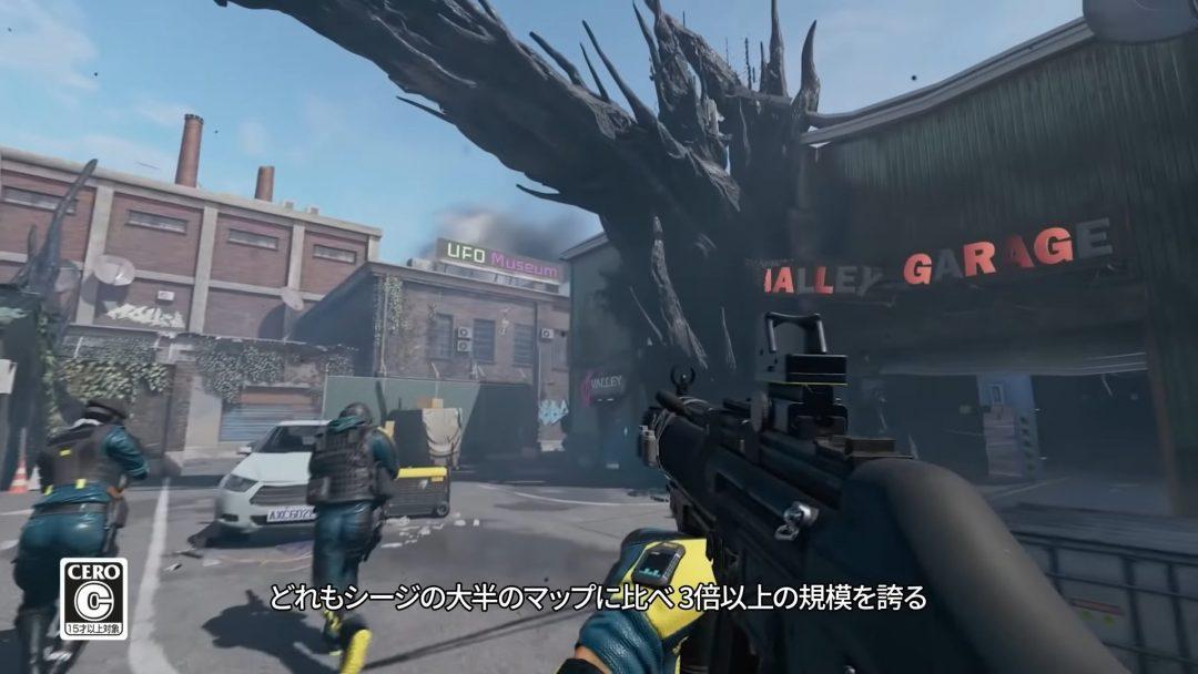 『レインボーシックス エクストラクション』ゲームプレイ概要トレーラー 1-23 screenshot