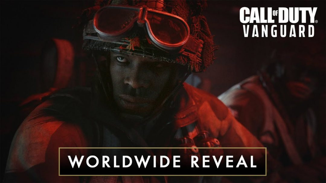 『Call of Duty: Vanguard(コール オブ デューティ ヴァンガード)』正式発表・トレーラー公開、2021年11月5日発売