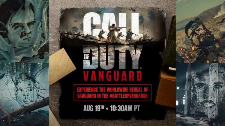 新作CoD『CoD:ヴァンガード』が8月20日に『ウォーゾーン』内で全世界同時発表イベント!新武器がいきなり実装?