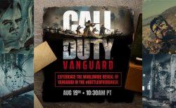 CoD:ヴァンガード:8月20日『ウォーゾーン』で全世界同時発表イベント開催/新武器がいきなり実装?