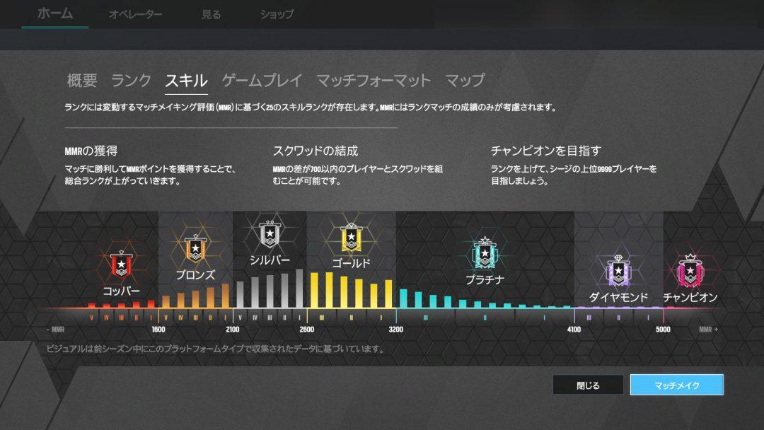 ダイヤ_シージ_ランクマTom Clancy's Rainbow Six® Siege2021-9-9-12-58-40