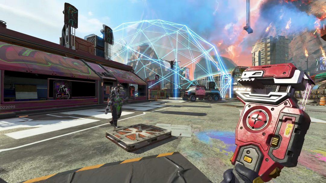 Apex Legends Evolution Collection Event 0-20 screenshot