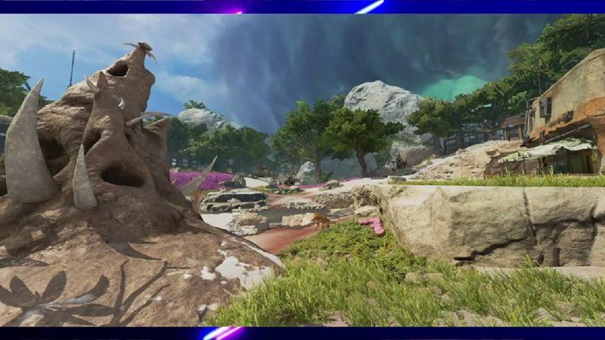 Apex Legends New Tropic Map Images Season 11 0-18 screenshot