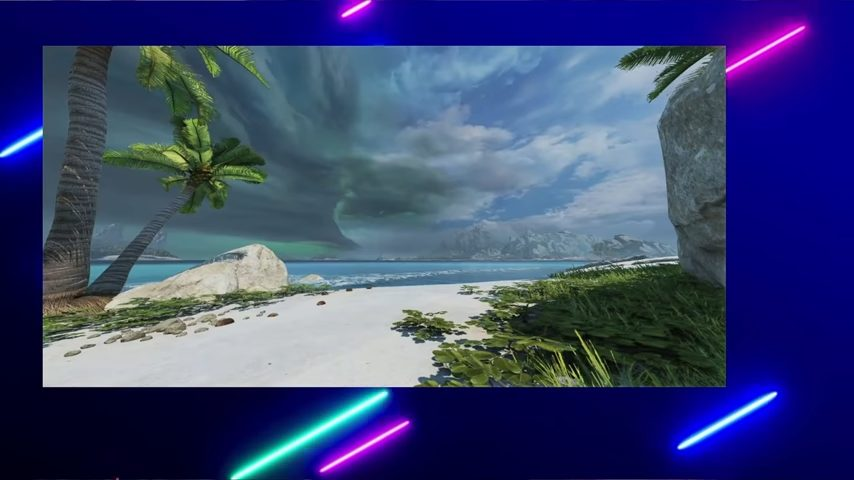 Apex Legends New Tropic Map Images Season 11 0-34 screenshot