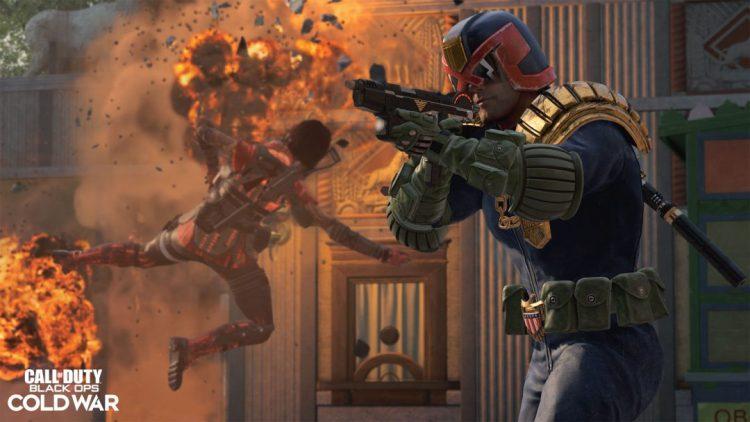 """CoD:ウォーゾーン:9月23日付パッチノート、上級者向け""""Iron Trials '84″スタート、武器はBullfrog/Gallo/アタッチメント12種調整など"""
