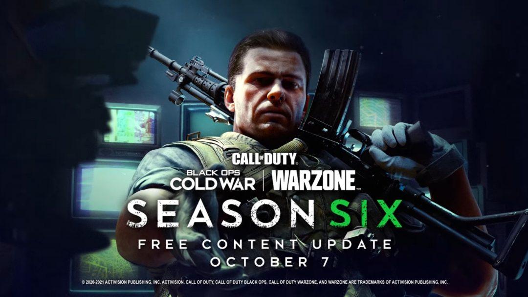 """CoD:BOCW:シーズン6が10月7日より開始、本作最後となるゾンビマップ""""Forsaken""""も登場"""