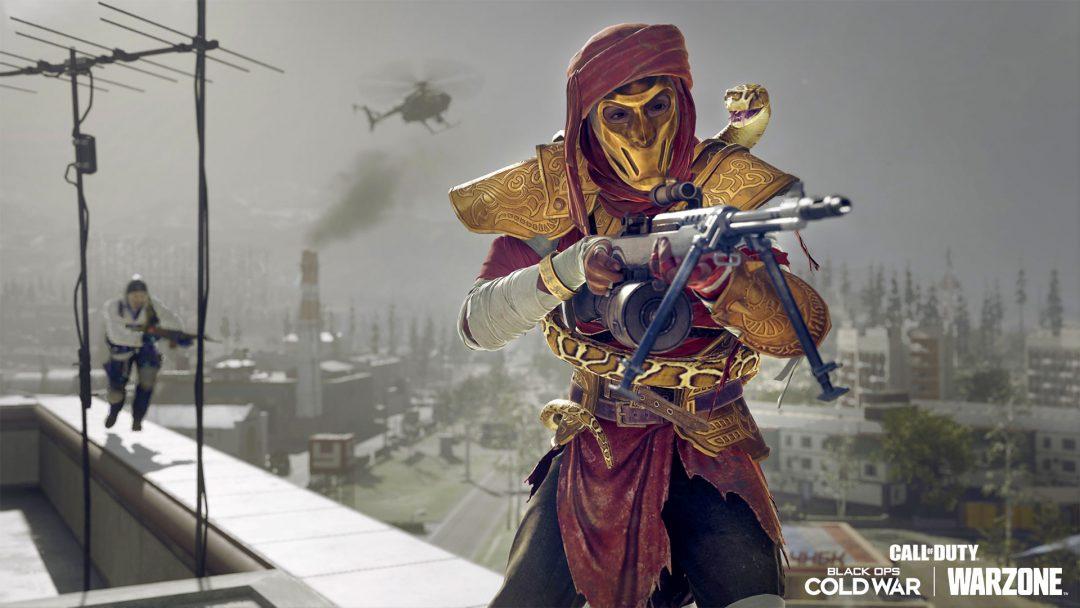 CoD:ウォーゾーン:『CoD:ヴァンガード』の武器がパトルパスに登場、STGやM1ガーランドが今すぐ使用可能(無料)