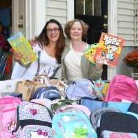 First Parish annual BACKPACK COLLECTION