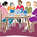 women meeting