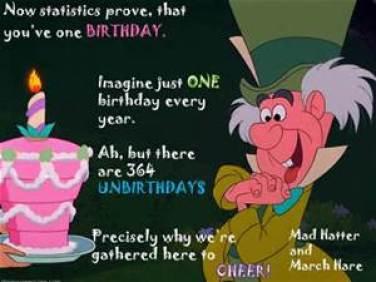 unbirthday