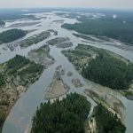 By Dave Bezaire & Susi Havens-Bezaire (Flickr: 3 Rivers Joining at Talkeetna)