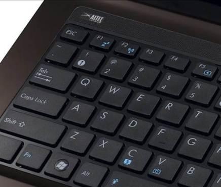 ASUS K43E core i3-2350M keyboard