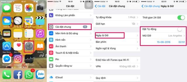 """Hướng dẫn khắc phục """"lỗi chờ kích hoạt iMessage"""" trên iPhone 1"""