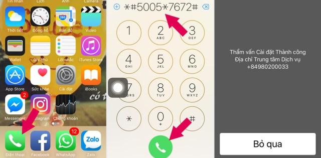 """Hướng dẫn khắc phục """"lỗi chờ kích hoạt iMessage"""" trên iPhone 5"""