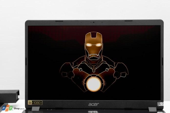 """Acer Aspire A315-54K - Xứng danh """"Iron Man"""" của các mẫu laptop trong tầm giá 10 triệu (ảnh 3)"""